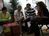 Interview du Jury Jeune - Festival du Film Court en plein air de Grenoble 2012 - Mardi 3