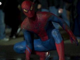 Amazing Spiderman : Interviews et extraits