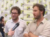 Comic-Con 07: Seth Rogen and Evan Goldberg