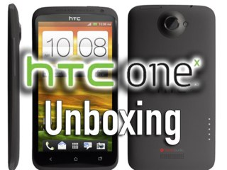 HTC one X - Unboxing - GamesCrowd - HD