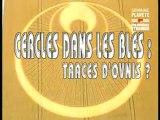 CERCLES DE CULTURE : TRACE D'OVNIS ?