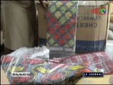 Des kits de vivres et non vivres pour les congolais sinistrés hébergés à la cité des 17