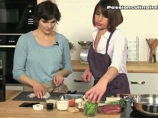 Repas Divin N°8 : Blanquette de veau express japonisante