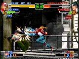King of Fighters 2000 Matches 97-100