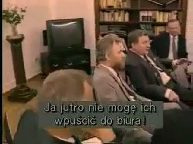 Nocna Zmiana - ZDRADA, czyli rozwiązanie rządu Jana Olszewskiego