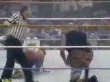 WWF Raw is War 3 24 97- Owen Hart and British Bulldog vs Headbangers