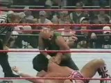 WWF Raw is War 9 15 97 - Bret Hart and British Bulldog vs The Headbangers