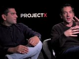 Todd Phillips And Nima Nourizadeh Interview -- Project X