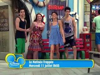 Disney Channel - Une matinée frappée - Mercredi 11 Juillet à 8H55