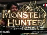 Monster Hunter 3, lo último de Capcom