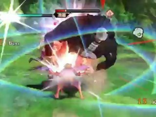 Luffy vs Pacifista de One Piece Pirate Warriors