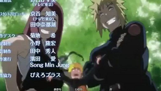 Naruto Shippuden Ending 22 [VIDEO]