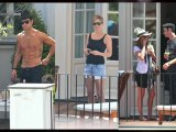 Jennifer Aniston Breaks Out the Bikini with Justin Theroux