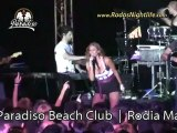 Elli Kokkinou LIVE @ Paradiso Beach Club | Rhodes Island, Greece