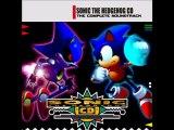 Sonic CD OST Sountracks - Collision Chaos B Mix JP