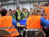 Logistic EXPO 2012, Pôle d'Intelligence Logistique Pil'es, 1er salon 100 % logistique dédié aux métiers, l'emploi et la formation