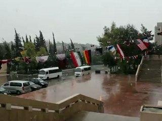 Travelling With The Pros - Pankaj Advani in Damascus