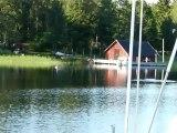 27-06-2012- Mouillage tranquille dans l'archipel de Stockholm