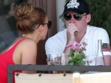 Wayne Rooney and Coleen Rooney Hit the Shops in Beverly Hills