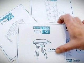 la PIEGA designer Mario Alessiani