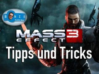 Mass Effect 3 - Tipp: Wahnsinn - Boris Knows Best