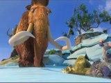 'Ice Age: Continental Drift' Clip: Granny takes a bath