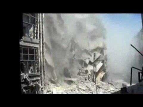 Syrie:: Homs est 60% détruite, visite du 04 et 05 juil 2012
