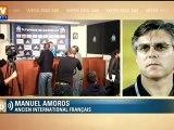 """Manuel Amoros sur BFMTV : Deschamps est """"un successeur de Blanc en puissance"""""""