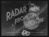 Radar Men From The Moon [1952] Chapter One - The Moon Rocket