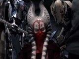Star Wars Episode III (Deleted Scenes) - Grievous Slaughters Shaak Ti