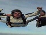 Premier saut en parachute - 02 juillet 2012