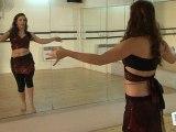Cours Danse orientale: la hanche baladi