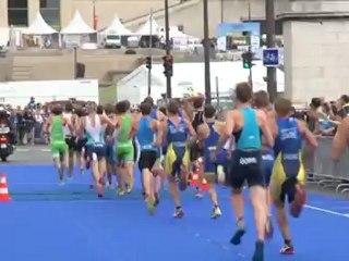 Triathlon Grand Prix de Paris 2012