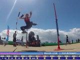 Concours de Saut en Hauteur en Roller - Hauteur Pure (Sèche) @ Le Havre 2012