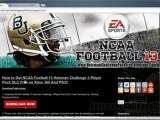 How to Get NCAA Football 13 Heisman Challenge Pack DLC