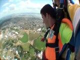 Parachutisme et saut en parachute tandem proche Paris