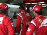 GP Silverstone: vince Webber