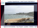 Location Appartement SAINT QUAY PORTRIEUX 22410