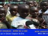Debout Congolais: Hymne de la RDC chanté par les enfants congolais du Kivu