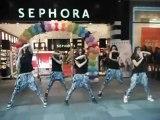 Sephora Beauty Parlor Belgrade & Belgrade Dancing Center - Serbia  July 7 2012 - Late Afternoon