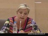 Marine Le Pen sur le sommet Rio+20