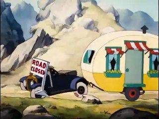 Vidéo Dessin animé Disney - La Remorque de Mickey.