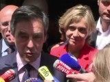 UMP: Fillon en campagne dans le Loiret