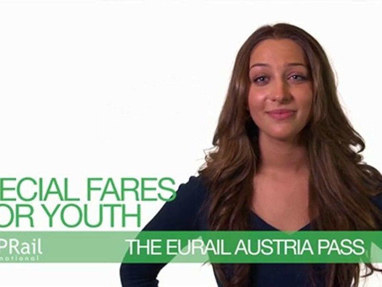 Travel Austria by Train with the Eurail Austria Pass
