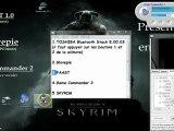 Tutoriel du Hack Kinect de Skyrim + FAAST + Glovepie + Game Commander 2 en Français 1ère Partie.