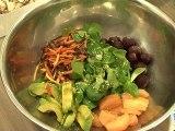 Cuisine : Recette : la salade sucrée