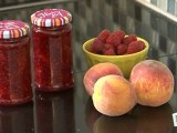 Cuisine : Recette facile de compote de prunes et de framboise