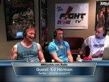 UFC 150's Ed Herman on MMAjunkie.com Radio