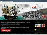 NCAA Football 13 Heisman Challenge Pack DLC Codes - Free!!