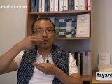 Yu Zhou - La baguette et la fourchette, les tribulations d'un gastronome chinois en France